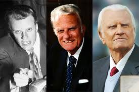 Billy Graham's 4C's of Marriage